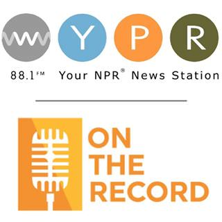WYPR on the Record with Sheilah Kast. Howerton+Wooten Events.