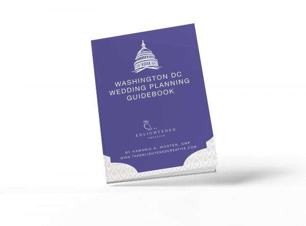 Washington DC Wedding Planning Guidebook. The Enlightened Creative