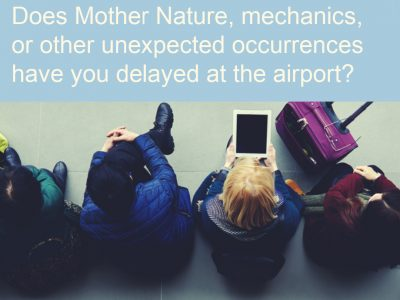 Stuck at the Airport by Harriet Baskas