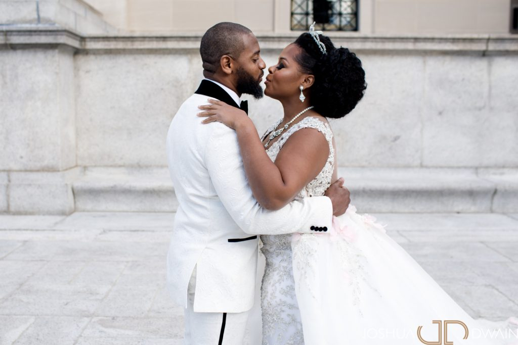 Bride and Groom First Look. St. Regis DC. Howerton+Wooten Events.