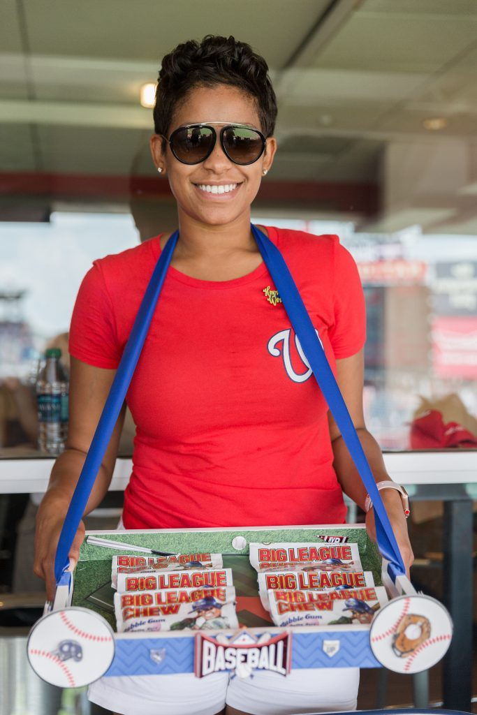 Washington Nationals Sunday Brunch. Howerton+Wooten Events Team Member.