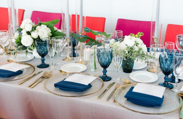 Washington DC Placesetting Tutorial Video. Howerton+Wooten Events.