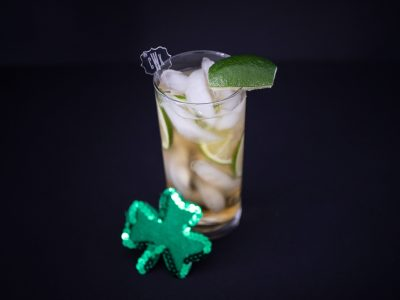 Jameson and Ginger Cocktail. Howerton+Wooten Events.