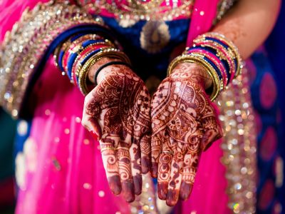 Beautiful Pakistani Bride. Howerton+Wooten Events.