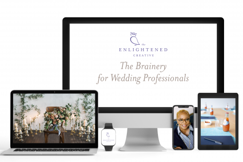 The Brainery for Professional Wedding Planners