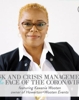 This Week in Weddings COVID-19 Risk Management Kawania Wooten